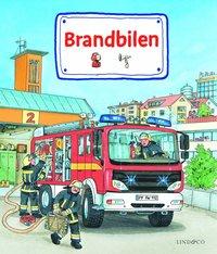bokomslag Brandbilen