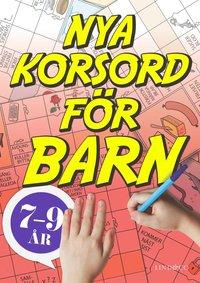 bokomslag Nya korsord för barn 7-9 år