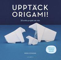 bokomslag Upptäck origami! : 20 enkla projekt att vika