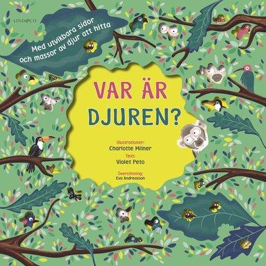 bokomslag Var är djuren?