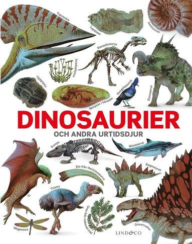 bokomslag Dinosaurier och andra urtidsdjur