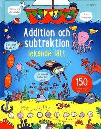 bokomslag Addition och subtraktion
