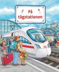 bokomslag På tågstationen