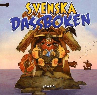 bokomslag Svenska dassboken