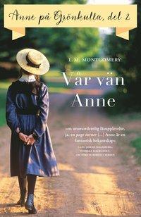 bokomslag Vår vän Anne