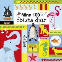 bokomslag Mina 100 första djur