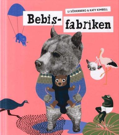 bokomslag Bebisfabriken