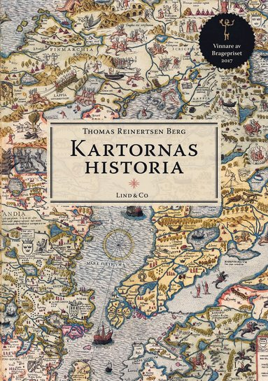 bokomslag Kartornas historia