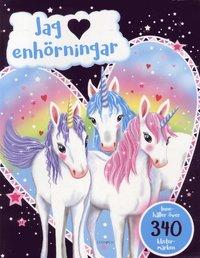 bokomslag Jag älskar enhörningar