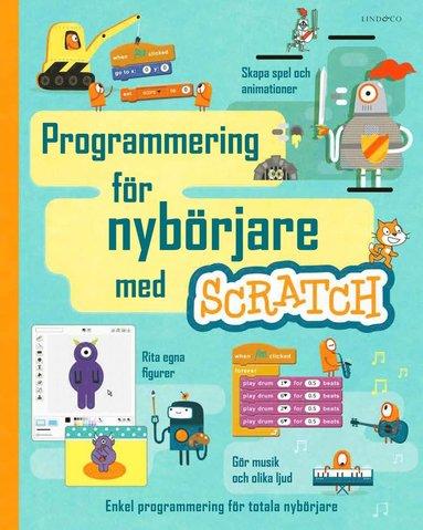 bokomslag Programmering för nybörjare med Scratch