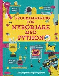 bokomslag Programmering för nybörjare med Python