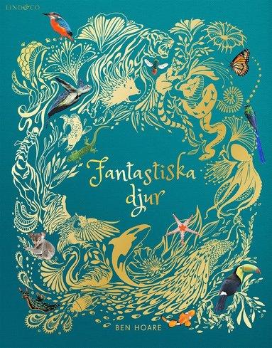 bokomslag Fantastiska djur