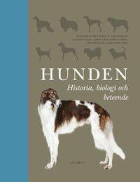 bokomslag Hunden : historia, biologi och beteende