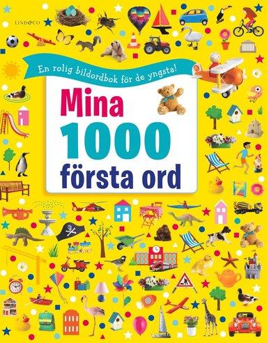 bokomslag Mina 1 000 första ord