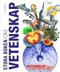 bokomslag Stora boken om vetenskap