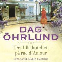 bokomslag Det lilla hotellet på rue d'Amour