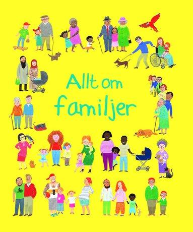 bokomslag Allt om familjer