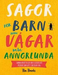 bokomslag Sagor för barn som vågar vara annorlunda