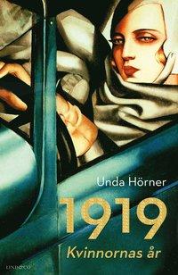 bokomslag 1919 : kvinnornas år