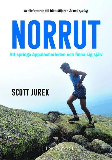 bokomslag Norrut : att springa Appalacherleden och finna sig själv