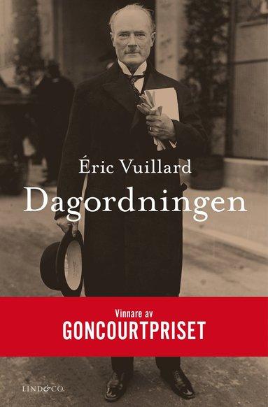 bokomslag Dagordningen