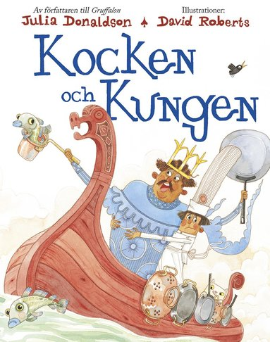 bokomslag Kocken och kungen