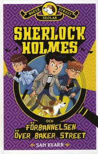 bokomslag Sherlock Holmes och förbannelsen över Baker Street