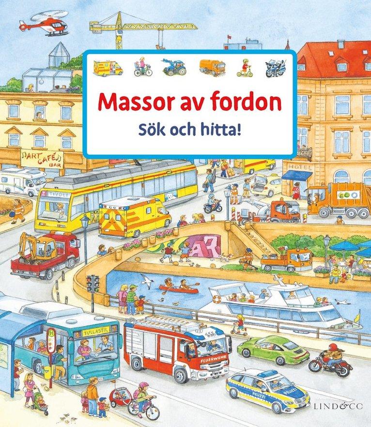 Massor av fordon : sök och hitta! 1