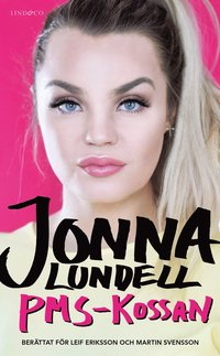 bokomslag Jonna Lundell : PMS-kossan