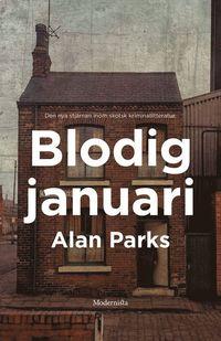 bokomslag Blodig januari