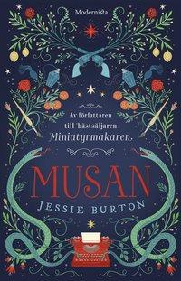bokomslag Musan