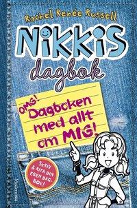 bokomslag Nikkis dagbok. OMG: Allt-om-mig-dagboken