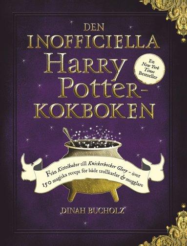 bokomslag Den inofficiella Harry Potter-kokboken
