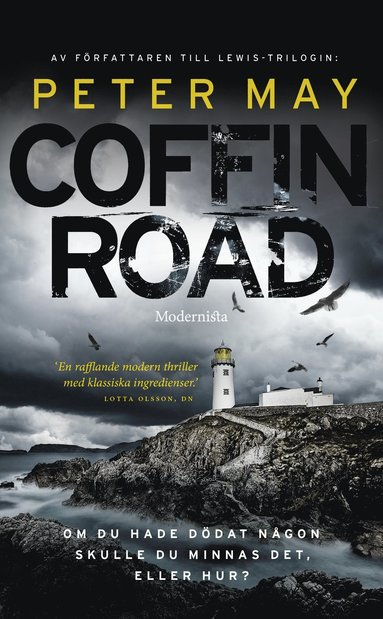 bokomslag Coffin Road