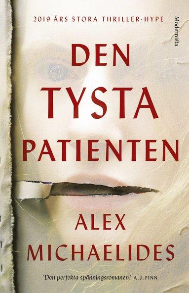 bokomslag Den tysta patienten