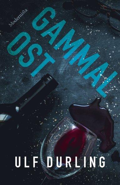 bokomslag Gammal ost : detektivromantiserad berättelse som sönderfaller i tre tragiska delar