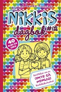 bokomslag Nikkis dagbok #12 : Berättelser om en (INTE SÅ) hemlig kärlekskatastrof