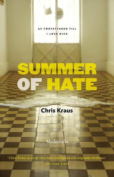 bokomslag Summer of Hate