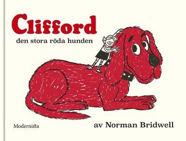 bokomslag Clifford den stora röda hunden