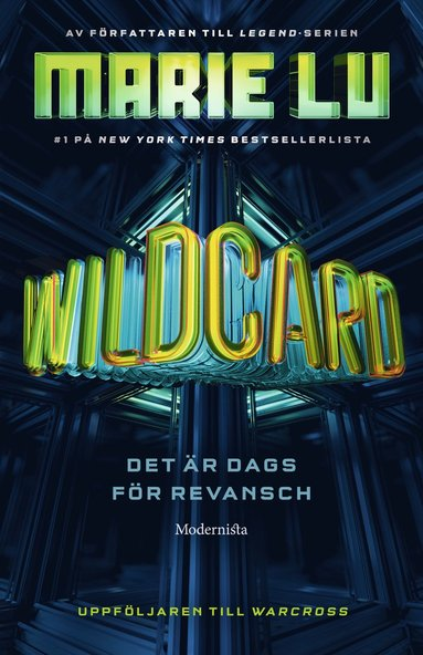 bokomslag Wildcard