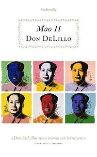 bokomslag Mao II