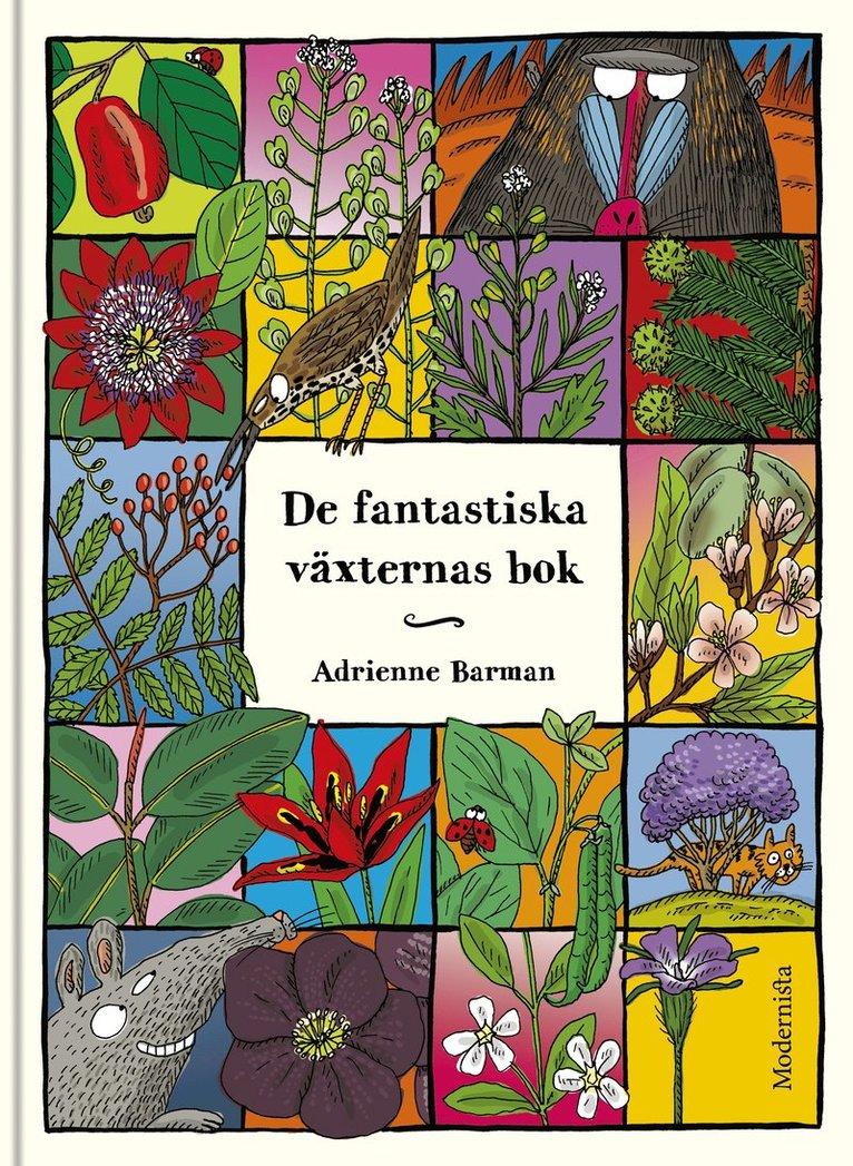 De fantastiska växternas bok 1