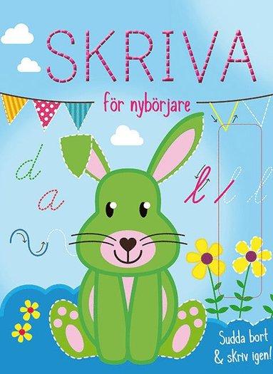 bokomslag Skriva för nybörjare - sudda bort & skriv igen
