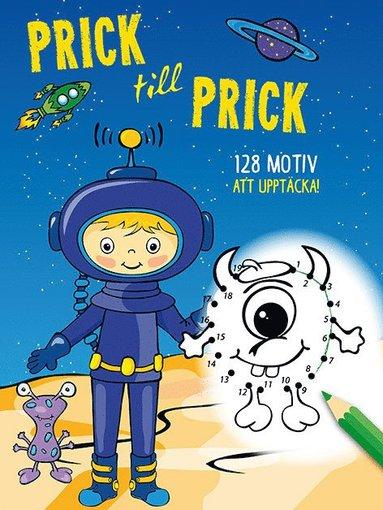 bokomslag Prick till prick : 128 motiv att upptäcka!