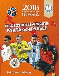 bokomslag FIFA fotbolls-VM   fakta och pyssel a9e841a83ff6d