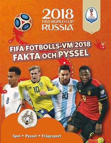 bokomslag FIFA fotbolls-VM : fakta och pyssel