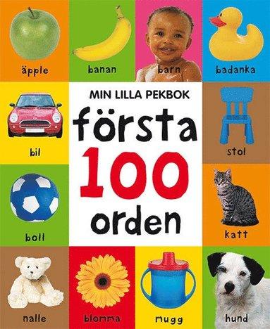 bokomslag Min lilla pekbok : första 100 orden