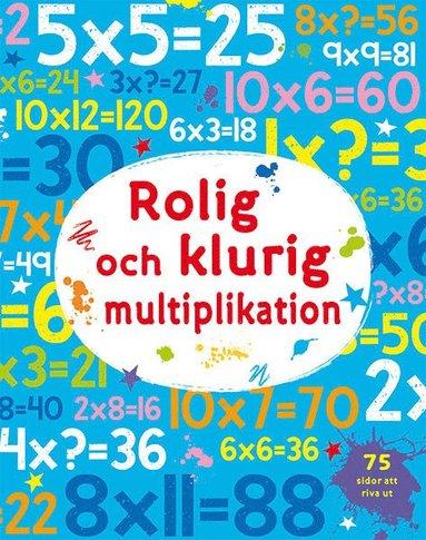 bokomslag Rolig och klurig multiplikation