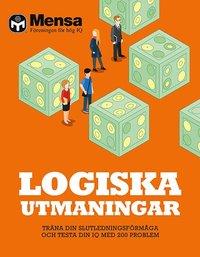 bokomslag Mensa: Logiska utmaningar Träna din slutledningsgförmåga och test din IQ me