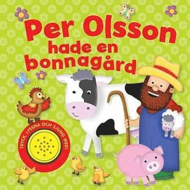 bokomslag Per Olsson hade en bonnagård